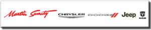 martin swanty chrysler dodge jeep ram logo